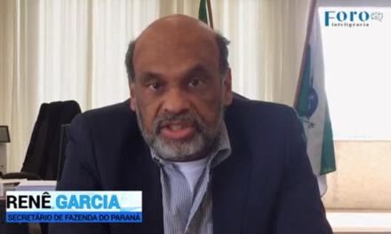 Secretário de Fazenda do Paraná analisa a crise fiscal dos estados