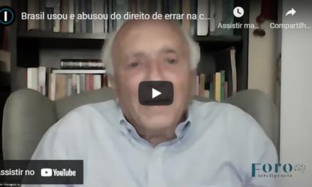 Brasil abusou do direito de errar na compra de vacinas