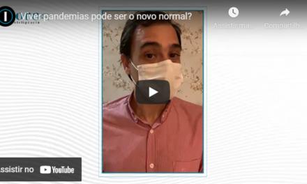 Viver pandemias pode ser o novo normal?